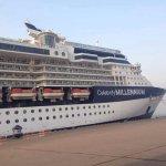 Tianjin international cruise home port