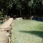 Tad Sae Waterfall Foto