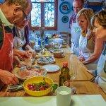 Villa Britannia Sicilian Cooking class
