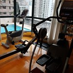Gym at 2nd floor.