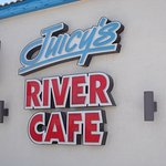 Gone but not forgotten. Giggling Cactus or Juicy's Famous River Cafe, then and now?