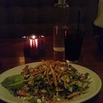 Chicken Chopped Salad served at restaurant to me EPIC!