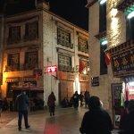 Barkhor Street Foto