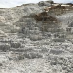 Photo of Mammoth Hot Springs