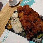 Pollo Satay
