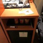 Coffee and Mini Bar