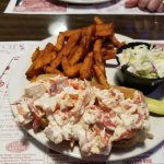 Great lobster roll