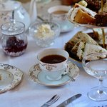 afternoon tea is served all day, why not enjoy with prosecco?