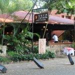 Restaurant Maya Cañada Foto