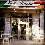 уютная итальянская пиццерия!!!