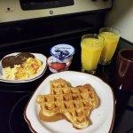 Texas Breakfast...DELISH!!!!!