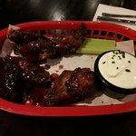 Texas Chicken Wings