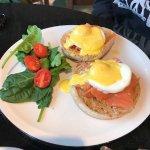 Breakfast menu is fantastic!