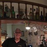 One of the proprietors Jeremy Benson