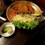 Tonkatsu (carne a milanesa)