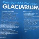 Bienvenidos al Glaciarium.