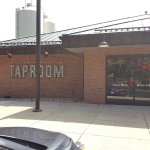Front of the taproom
