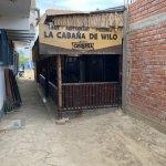 Foto de La Cabana de Wilo