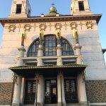 Kirche am Steinhof Foto