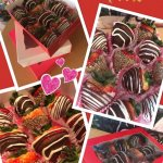 Belgian Chocolate hand dipped strawberries