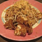 Over-cloyingly sweet and salty Rojak