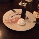 Ultra rich chocolate tort