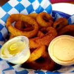 Great Onion Rings!
