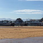 The launching point for Abel Tasman National Park Water Taxis