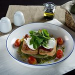 Poached  Egg with Avocodo