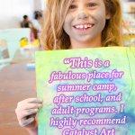 Summer Art Camp