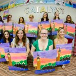Come Sip and Paint With Us!