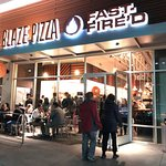 Front of Blaze Pizza