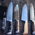 Our sashimi tools