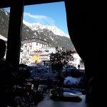 Bon repas sur Chamonix