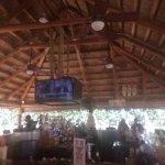 Longboards Tiki Beach Grille Foto