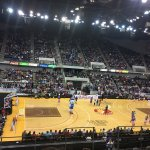 Harlem Globetrotters at the Von Braun Center Arena