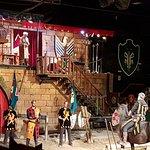 Torneo medieval en el Hotel Magic Robin Hood