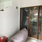 Room private terrace