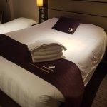 Foto de Premier Inn Leeds City West Hotel
