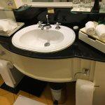 Sofitel Siem Reap suite bathroom counter
