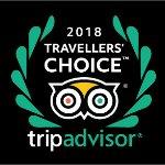 Traveller choice award 2018
