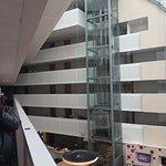 Φωτογραφία: Ghent Marriott Hotel