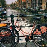 strawberry bike
