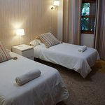 Single beds Villa