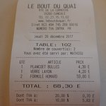Foto de Le Bout du Quai