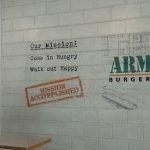 Foto Army Navy Burger Burrito