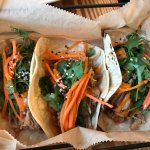 Korean Pork Tacos