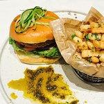Vegetarburger - På SMAK av Norge spiser du trygt også med mat-intoleranse!