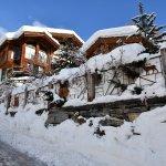 Frontansicht Hotel Alpenldoge