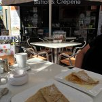 Crepes - An afternoon snack. Not just a good breakfast!